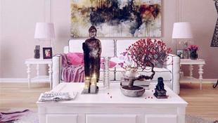 Làm đẹp không gian bằng những tranh treo tường nghệ thuật