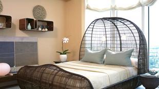 14 kiểu giường ngủ độc đáo cho căn nhà thêm phần cá tính