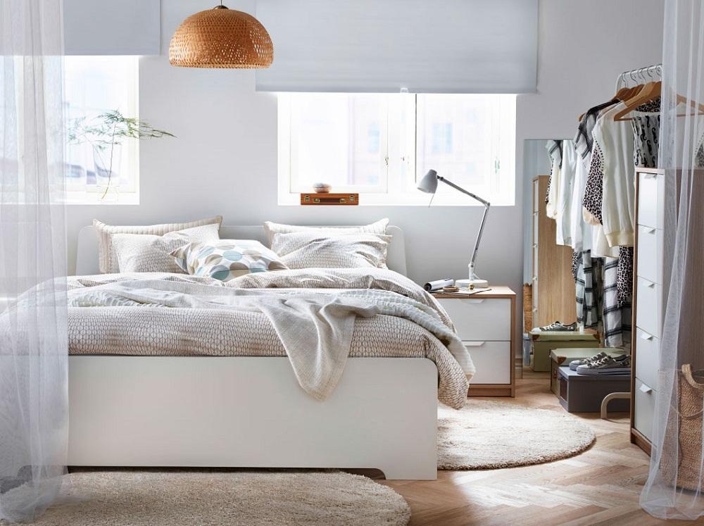 Những phòng ngủ khiến bạn chỉ muốn cuộn chăn ngủ nướng
