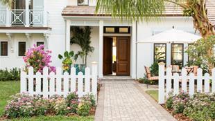 10 mẫu hàng rào vừa đẹp vừa tiết kiệm chi phí cho khu vườn nhà bạn thêm xinh
