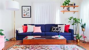 """Thay """"áo mới"""" cho phòng khách bằng ghế sofa"""