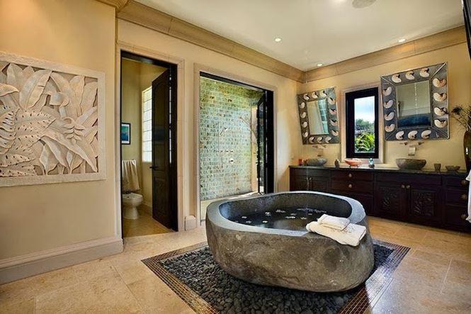 Những mẫu bồn tắm nhỏ xinh 'giải nhiệt' trong đợt nóng đỉnh điểm