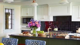 14 mẫu nhà bếp xanh mướt chắc chắn ai nhìn cũng mê