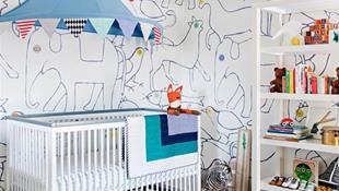 Những căn phòng tuyệt đẹp bố mẹ dành cả tình yêu thương cho bé cưng