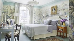 Những mẫu giấy dán tường siêu ấn tượng để bạn lựa chọn cho phòng ngủ gia đình