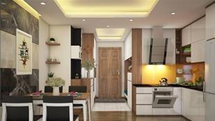 Chiêm ngưỡng những thiết kế bếp đẹp và hiện đại cho nhà chung cư