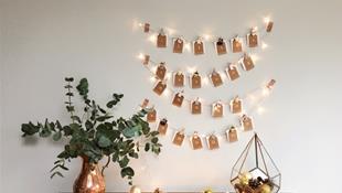 15 mẫu lịch treo tường vừa sáng tạo lại đẹp mắt dành cho những người thích đồ handmade
