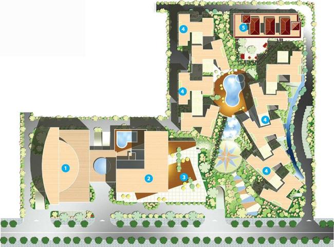 01 Diaoconline CongHoaGarden Mb Tổng quan và quy mô dự án Cộng Hòa Garden