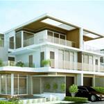 Bán gấp biệt thự ven sông căn góc, giá CĐT, SHR, 140m2, thanh toán 35% nhận nhà