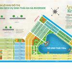 Thanh lý 9 nền dự án An Hạ riverside,giá rẻ chỉ từ 300tr,SHR