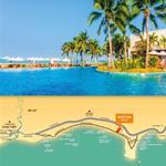Chính chủ bán lại lô đất Sentosa Villa Phan Thiết, view sát bờ biển rất đẹp, DT 300m2, giá 6,2tr/m2