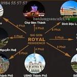 Bán căn hộ Sài Gòn ROYAL. Giá 60TR/m2.đa dạng về diện tích.Giá tốt nhất khu vực. Nằm bên Q1