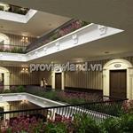 Căn hộ Léman Luxury Quận 3 bán tầng cao đầy đủ nội thất 98m2 3pn