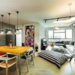 Cần bán gấp căn hộ cao ốc A.View, 83m2, 2PN, nhà mới 100%, sổ hồng, giá 1,050 tỷ