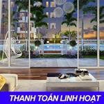 Căn hộ ven sông Sài Gòn - Cách phố đi bộ Nguyễn Huệ chỉ 2,4km - Giá ưu đãi 2 tỷ/căn 77m2