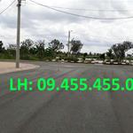 Đất thổ cư 100% 3 mặt tiền SHR, và nhà 1 trệt 1 lầu KDC An Phú Đông, Quận 12