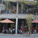 Sang lại mặt bằng bán cafe nước ngọt, đối diện Pouyeun 2, 175m2 giá 2,7 tỷ, đường nhựa, khách đông