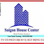 Bán nhà mặt tiền Hùng Vương gần Trần Bình Trọng, Q5, DT: 4m x 25m LH 0919850968