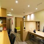 Căn office tại CC-Riva Gate Q4 cho thuê 11tr/th 24m2 nội thất cơ bản