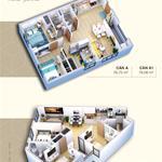 Căn hộ 2PN, giá 1.3 tỷ/căn ngay trung tâm Bình Tân, tặng nội thất 60tr
