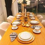 Thỏa sức sống với diện tích rộng rãi của căn hộ siêu cao cấp Waterina Suites