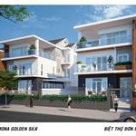 Cần bán gấp nhà BT biệt lập gần cầu Tân Thuận Q.4. Có sân vườn, 9x20m