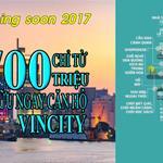 Bùng nổ siêu dự án căn hộ Vincity Quận 9, giữ chỗ ưu tiên 20 tr/căn