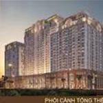 CHCC Sài Gòn Mia khu dân cư Trung Sơn chỉ từ 1,9 tỷ/căn.