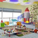 Hưng Thịnh Bán , cho thuê nhà trẻ dự án Sky Center- gần Sân bay Tân Sơn Nhất- Tân Bình