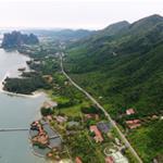 Chính thức mở bán 10 nền biệt thự đồi thủy sản quảng ninh giá chỉ 2,5 tỷ 200m2