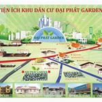 Thật dễ dàng sỡ hữu đất nền tuyệt đẹp tại Đại Phát Garden với giá chỉ 3,8tr/m2