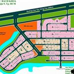 Bán đất dự án Bách Khoa, Phú Hữu, Quận 9. Sổ đỏ, DT 12,4x35m, giá 17.5tr/m2