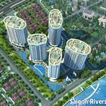 Sở hữu ngay căn hộ 2 mặt view sông chỉ với 200 triệu