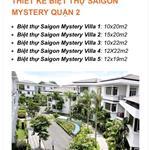Thật dễ dàng sở hữu 1 căn  Biệt thự view sông  Quận 2 đảo kim cương giá 8-18 tỷ  lh 0909686046