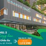 Căn hộ Cao Cấp Dragon Hill 2- Nguyễn Hữu Thọ liền kề Q.1 chỉ từ 1,3 tỷ/căn. Trả chậm 1%/tháng