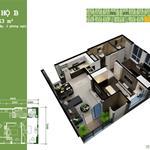 Nhanh tay đầu tư căn hộ Bình Thạnh, Căn  2 PN chỉ với 550 triệu, Giao hoàn thiện