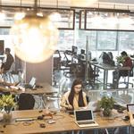 Văn phòng và chỗ ngồi làm việc đẳng cấp như Google và Facebook tại Việt Nam