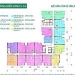 Căn hộ Cộng Hòa chính thức giữ chỗ ưu tiên đợt 2, 30tr/m2 (VAT) CK đến 3,5% khi mua đợt 2