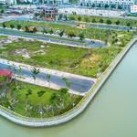 Căn hộ sinh thái 2 mặt sông Q7, nằm trong khu biệt thự triệu đô, thanh toán 15 tháng, miễn 2 năm PQL