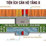 Thanh lý căn hộ 2 PN 68m2 Charmington Cao Thắng, Quận 10. cuối năm nhận nhà. chuẩn 4 sao