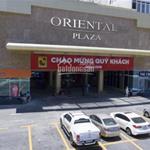Orienal Plaza, Vị Trí VÀNG, TT 30%, Hỗ Trợ Vay Vốn 70%, Lãi Ưu Đãi