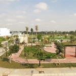 Đất chợ, khu dân cư boulevard city, mặt tiên ql1a, giá 6tr/m2,shr