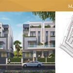 Nền nhà phố liên kế ngay trung tâm hành chính Quận 2 khu compound giá tốt