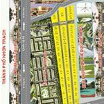 Bán lô đất 2 mặt tiền, đường 30m, cách sân bay 3km, liền kề Vincom trung tâm Phức Hợp, sổ hồng riêng
