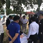 Bán gấp lô đất 2 mặt tiền, đối diện Vincom 450ha, quy hoạch làm trung tâm Dịch Vụ cảng hàng không