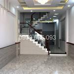 Bán nhà 4.2 tỷ Phạm Văn Chiêu quận Gò Vấp, thiết kế mới theo phong cách Châu Âu.