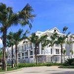 Bán căn villas 300m2 quận 7, có hồ bơi, hướng Nam nhìn thẳng sông SG, trước nhà là công viên nước