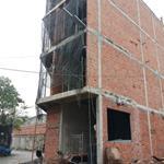 Nhà Hương Lộ 2 Quận Bình Tân đuc 3 tấm+ sân thượng