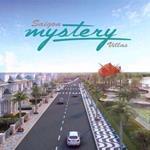 Sở hữu biệt thự ven sông khu compound an ninh tại Saigon Mystery Villas Quận 2