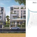 Biệt thự Nhà phố 1 không 2 Khu COMPOUND khép kín Đảo kim Cương Q2 CK 4-24%  PKD